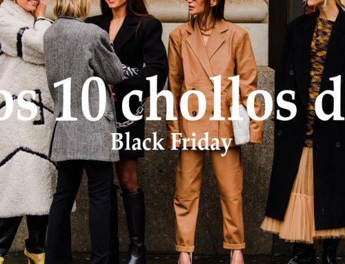 Las 10 prendas de Bershka que no debes dejar escapar este Black Friday