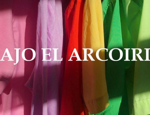 Los jerseis a rayas, con los colores del arcoíris, inundan las redes sociales de las amantes de la moda